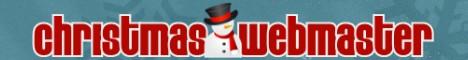Christmas Webmaster