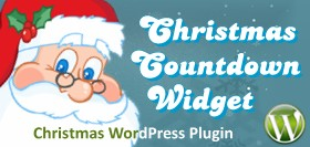 Download our Christmas WordPress Plugin